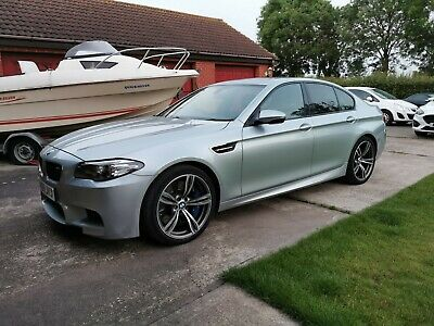 BMW M5 4.4 M DCT, One owner from new, 29k miles, Loads of extras, PX Welcome