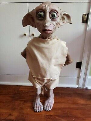 Rare Harry Potter movie prop copy Lifesize Dobby Statue 2002 pick up or shipped