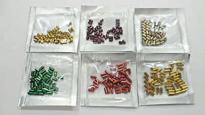 Keying pins for Yale Residential  -Lot of 6 Half Packs Lab pins includes #1-6B