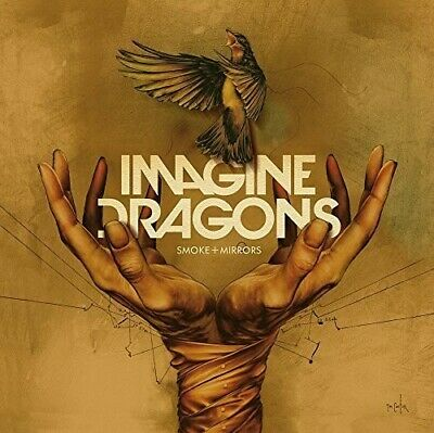 Smoke + Mirrors [Deluxe Edition] by Imagine Dragons (CD, Oct-2015, Interscope)