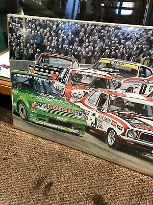 The Panorama Of Legends Signs X 3 Piece Retro Ford Holden Chev