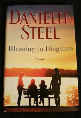 Blessing in Disguise: A Novel by Danielle Steel (2019, Hardcover) **BRAND NEW**