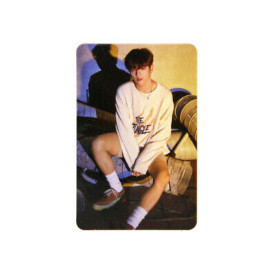 [STRAY KIDS]Cle 2:Yellow Wood/Side Effects/Official Photocard/Concept-WOOJIN