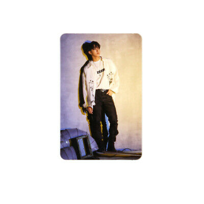 [STRAY KIDS]Cle 2:Yellow Wood/Side Effects/Official Photocard/Concept-CHANGBIN