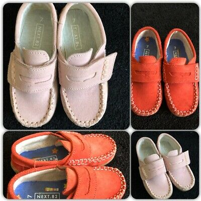 Next boys shoes size 7 Loafers Pre Owned Worn Once Good Condition