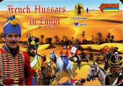 Strelets 118 - 1/72 French Cavalry (Egypt), scale plastic model kit