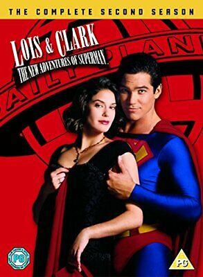 Lois and Clark: The New Adventures of Superman - The Complete Season 2