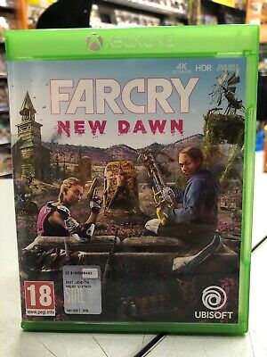 Far Cry New Dawn Ita XBox One USATO GARANTITO