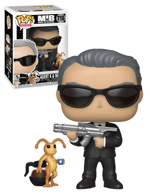 MIB Men in Black #716 - Agent k & Neeble - Funko Pop! Movies (Brand New)