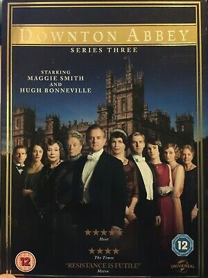 Downton Abbey - Series 3 - Complete (DVD, 2012)