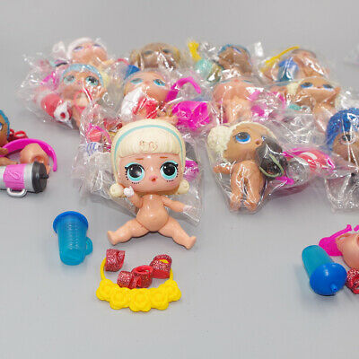 1*Random LOL Surprise Doll Figure Toy ANGEL Confetti Clothes Collection