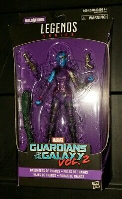 Marvel Legends Guardians of the Galaxy 2 Nebula as Appeared in Avengers Endgame!
