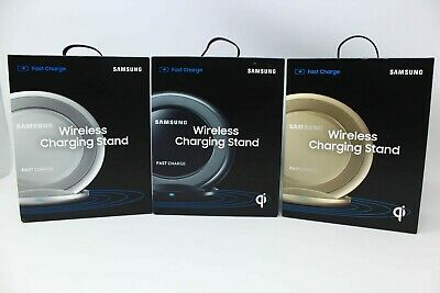 Samsung QI Fast Charge Wireless Charging Stand Pad for Galaxy S8 S9 S10 Note 9 8