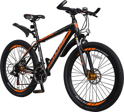 SALES 26'' Mountain Bikes Bicycles 21 Speeds SHIMANO aluminium Frame COLLECTION