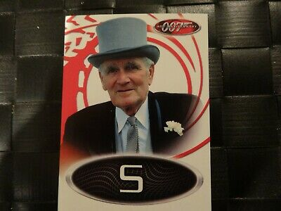 James Bond 40th Anniversary Game Card Chase Card S