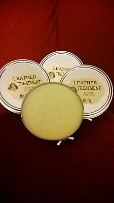 Beeswax Leather Treatment