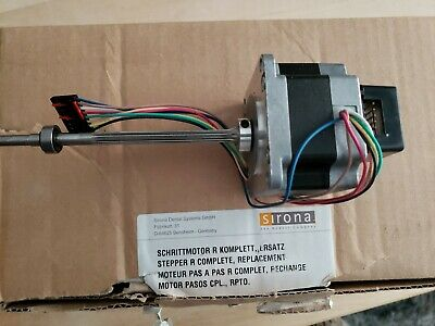 Sirona Cerec MCXL Stepper Motor 6150770