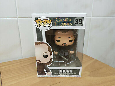 Funko pop BRONN Game of Thrones 39 - Juego de tronos figura pop GOT VAULTED