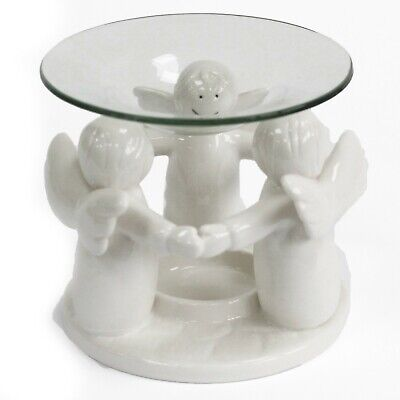 Ceramic Oil Burner- Angel Friends