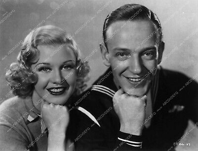 2174-27 Fred Astaire Ginger Rogers portrait film Follow the Fleet 2174-27 2174-2