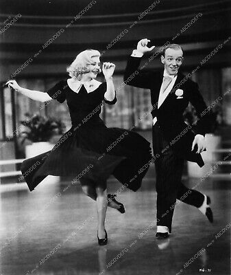 2174-28 Fred Astaire Ginger Rogers dance sequence film Swingtime 2174-28 2174-28