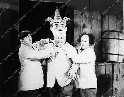 3285-16 Three Stooges Moe Larry Curly comedy short subject 3285-16 3285-16