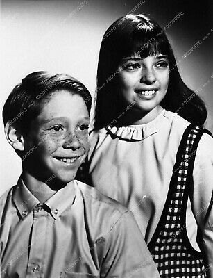 3389-35 Billy Mumy Angela Cartwright TV show Lost in Space 3389-35 3389-35