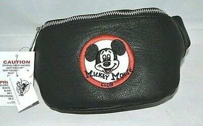 New Disney Parks Mickey Mouse Club Hip Pack By Loungefly Fanny Pack Bag