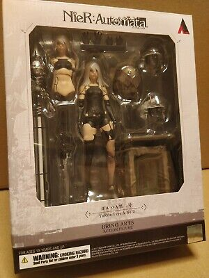 Nier Automata A2 Yorha Type A No.2 Bring Arts Figure - New And Sealed