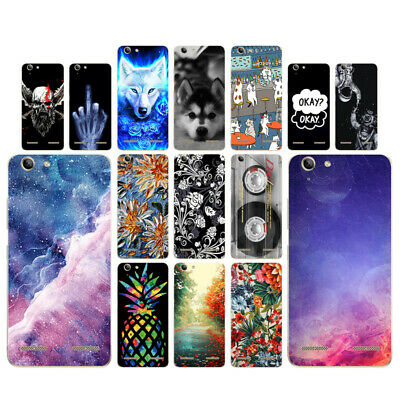 Soft TPU Case for Lenovo Vibe P1M K5 Plus A6000 B A2016 K5 K6 Note Covers Hand