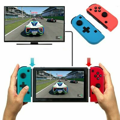Left & Right Joy-Con Switch Pro Wireless Game Controllers Gamepad for Switch KK