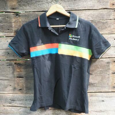 Microsoft Dev. Next Collared Polo Shirt Youth size L