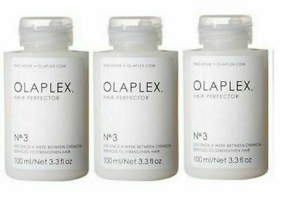 Olaplex No 3 Hair Perfector - 3.3 oz (3 Pack) FREE SHIPPING