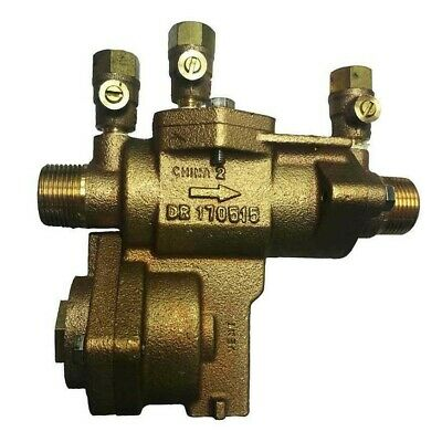 Febco-860 BACKFLOW RPZ BODY ONLY Bronze *USA Brand- 20mm, 25mm Or 32mm
