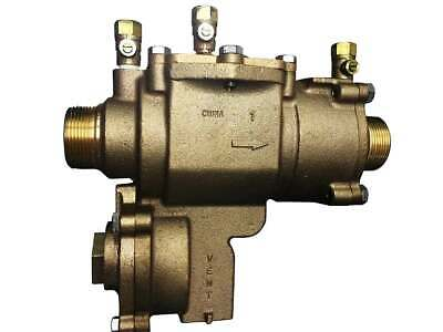 Febco-860 BACKFLOW RPZ BODY ONLY Bronze *USA Brand- 40mm Or 50mm