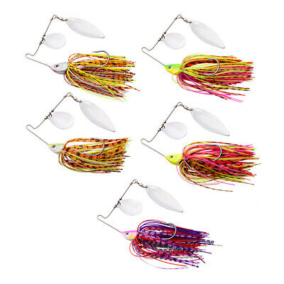 Crank Fishing Baits Sinking Artificial Lures Tackle Kit Mixed Colors Gear