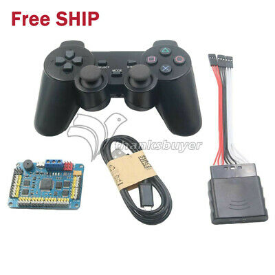 32Channel Servo Control Board Robot PS2 Control Receiver Handle for Robot DIY th
