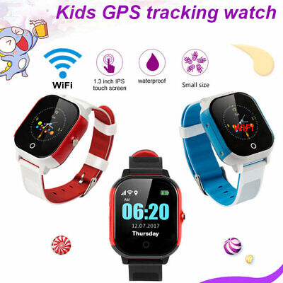 AMENON KIDS SMARTWATCH Phone for Children Girls Boys GPS