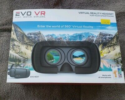 EVO VR - Virtual Reality Viewer - MI-VRH01-101W