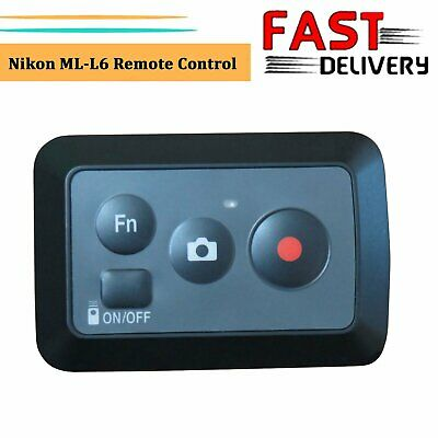 Wireless Remote Control ML-L6 For Nikon KeyMission 360 & 170 Action Camera Parts