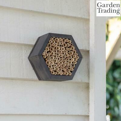 Garden Trading Shetland Wild Bee House Insect Hotel Home in Crafted Pine Wood