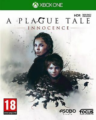 A Plague Tale Innocence (Xbox One) New & Sealed Free UK P&P
