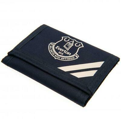 Everton FC  Official Football Club Crested NYLON WALLET  ST   FREE (UK) P+P