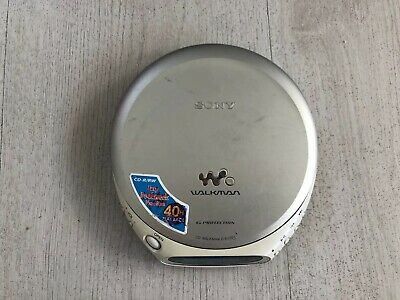 Sony D-EJ361 Discman Walkman Portable CD Compact Disc Player