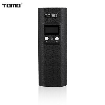 TOMO K2 Portable 18650 Lithium Battery Charger Dual USB Ports Power Bank K1H8