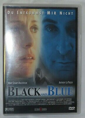 DVD - Black and Blue