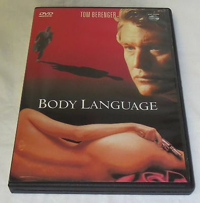 DVD - Body Language - Tom Berenger