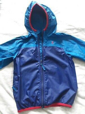 boys JOULES Right as rain jacket age 4