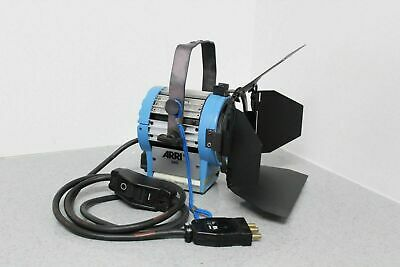 Arri 300 Tungsten Fresnel with Barn Doors Lamp Not Included FREE SHIPPING