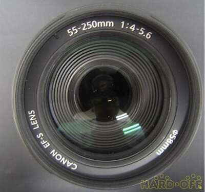 42323840 Ef-S 55-250Mm F4-5.6 Is Standard Zoom Lens With Image Stabilizer For